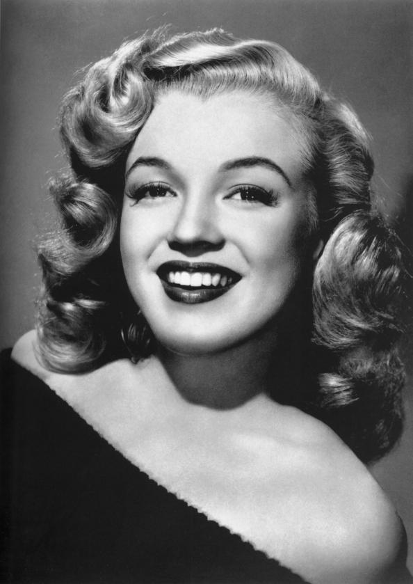 Marilyn Monroe publicity shot